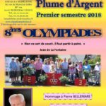 Plume-dArgent-N°31-Premier-semestre-2018